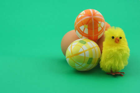 easter composition photo
