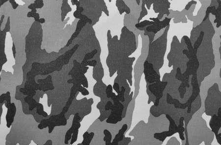 Gray camouflage pattern photo