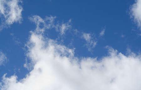 vivid spring sky Stock Photo - 400473