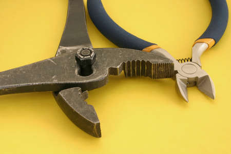 pliers #2 Stock Photo - 400425