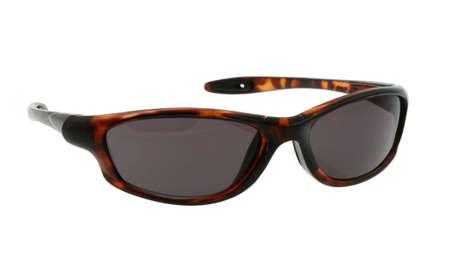 bifocals: sunglasses on pure white background