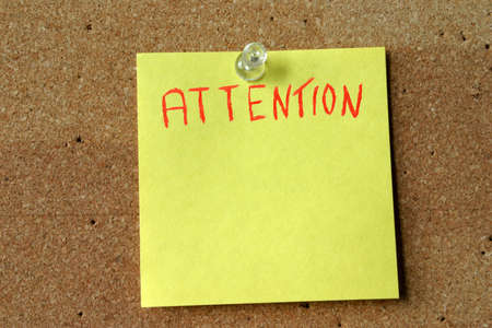 memorize: attention post-it
