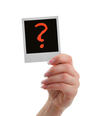 this is the question Stock Photo - 506858