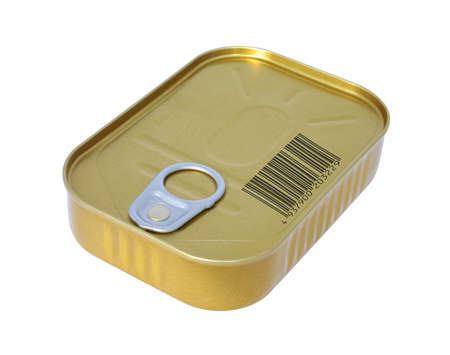 to encode: canned food with fake bar code