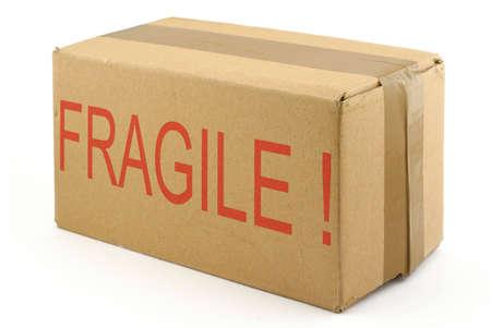 feeble: fragile cardboard box #2