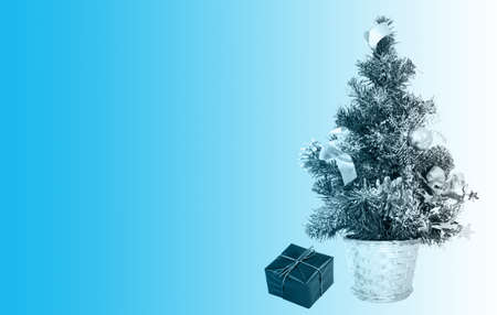 christmas background, simply add your content in copy space photo
