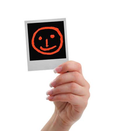 I am happy today photo
