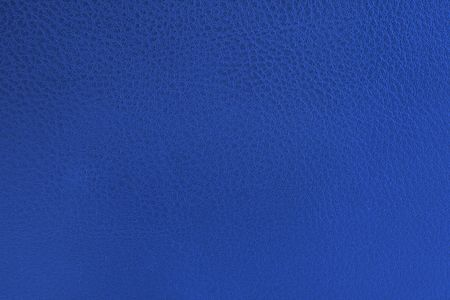 close-up of blue leather texture Stock Photo - 810777