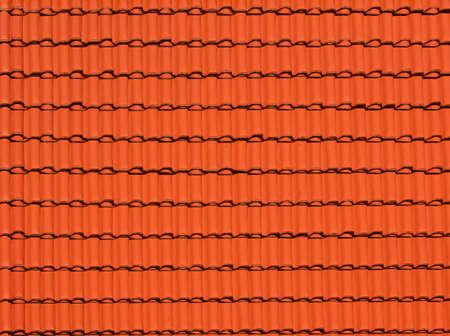 ondulation: abstract background de couleur rouge vif de tuiles