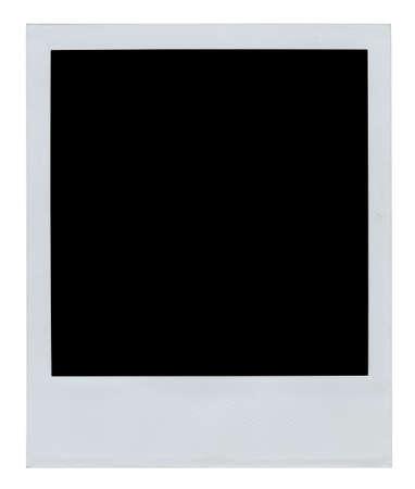 photo frame isolated on white background Stock Photo - 4536300