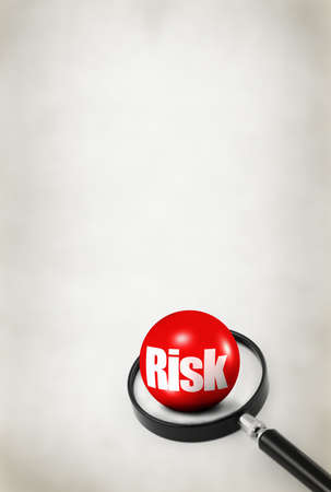 riskiness: risk concept, abstract background for your text, content