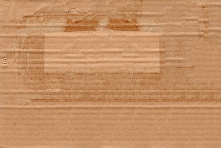 close up of cardboard texture Stock Photo - 16688996