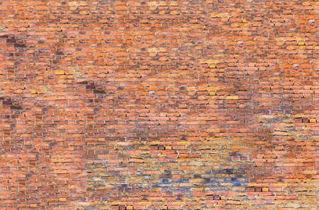xxxxl size photo of an old brick wall Stock Photo - 16688994