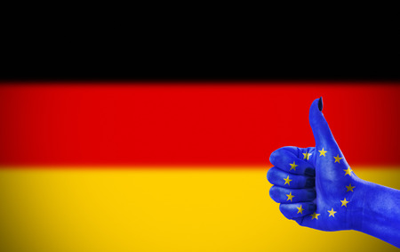 Steun van de Europese Unie voor Duitsland