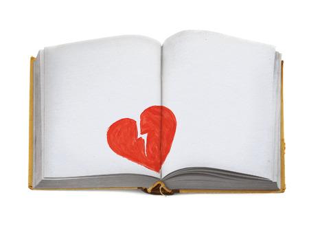kopiëren ruimte voor uiteenvallen bericht oude open boek