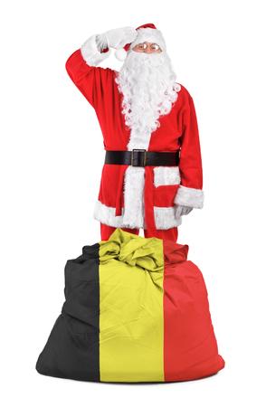 concept foto - cadeaus voor België