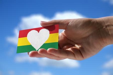 concept foto - Liefde voor reggaemuziek