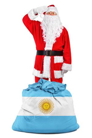 concept foto - cadeaus voor Argentinië