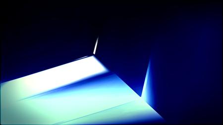 Diseño de fondo de textura abstracta negro y azul Foto de archivo