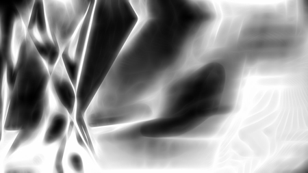 Black and White Abstract Texture Background