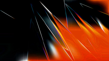 Cool Orange Abstract Texture Background Image