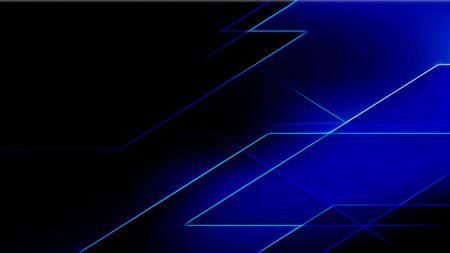 Immagine di sfondo astratto cool blu texture