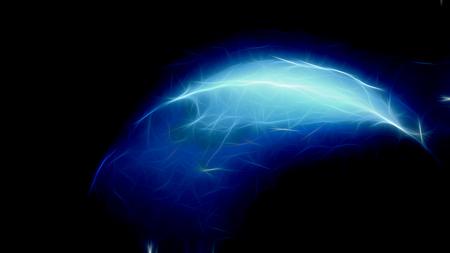 Fond de texture abstraite bleu cool