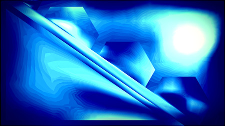 Cool Blue Abstract Texture Background Image Banco de Imagens