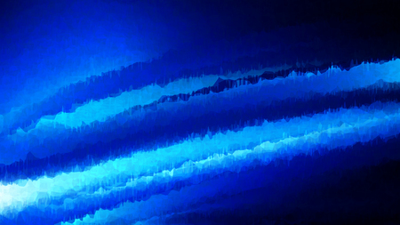 Cool Blue Watercolour Grunge Texture Background