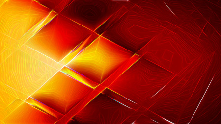 Abstract Red and Yellow Texture Background Image Фото со стока