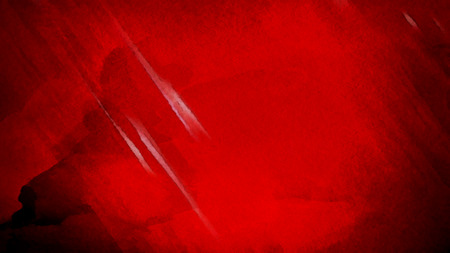 Cool Red Grunge Watercolor Background Image 写真素材