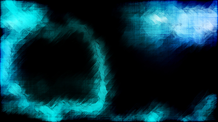 Abstract Black and Turquoise Grunge Texture Background Image 스톡 콘텐츠