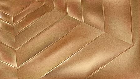 Brown Metallic Background