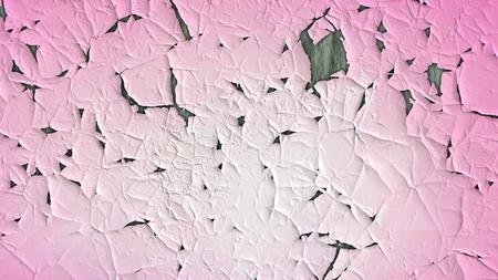 Light Pink Grunge Cracked Texture