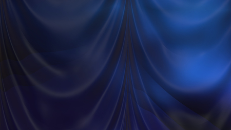 Abstract Black and Blue Curtain Texture Background Фото со стока