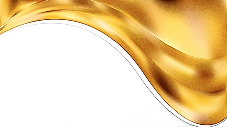 Shiny Gold Metal Texture