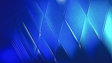 Abstract Shiny Dark Blue Metallic Background Foto de archivo
