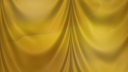 Abstract Gold Drapery Background Фото со стока