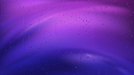 Blue and Purple Water Background