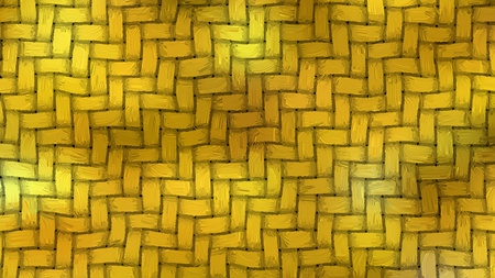Gold Weave Texture Background