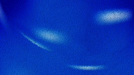 Dark Blue Leather Background