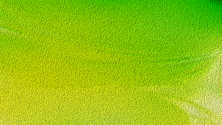 Green and Yellow Leather Texture Background