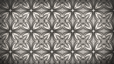 Brown Ornamental Pattern Background Design Template 版權商用圖片