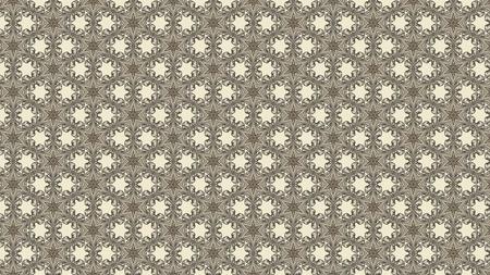 Ornamental Vintage Pattern Background Design Stok Fotoğraf