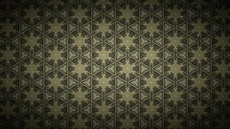 Vintage Ornament Pattern Background Image