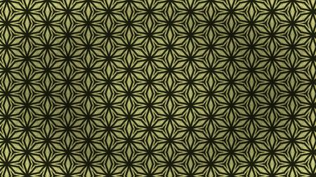 Vintage Floral Pattern Wallpaper Stok Fotoğraf
