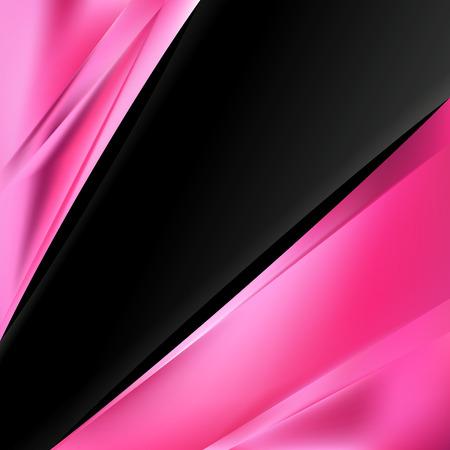 Cool Pink Business Background Illustration 免版税图像
