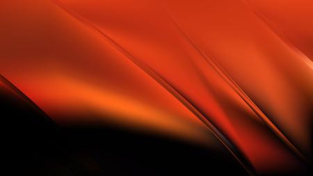 Imagen de fondo de líneas brillantes diagonales naranja fresco Foto de archivo