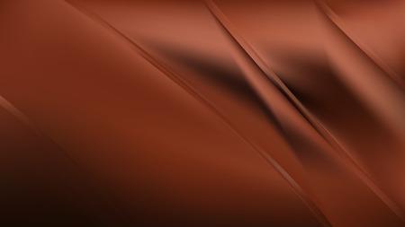 Abstracte Donkerbruine Diagonale Glanzende Lijnen Achtergrond Illustratie Stockfoto