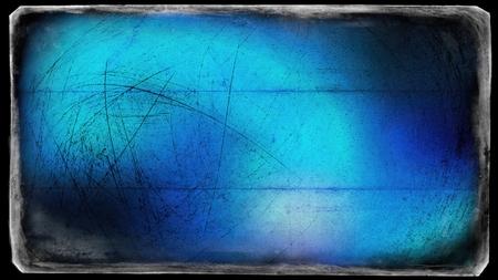 Black and Blue Grungy Background Image Banco de Imagens